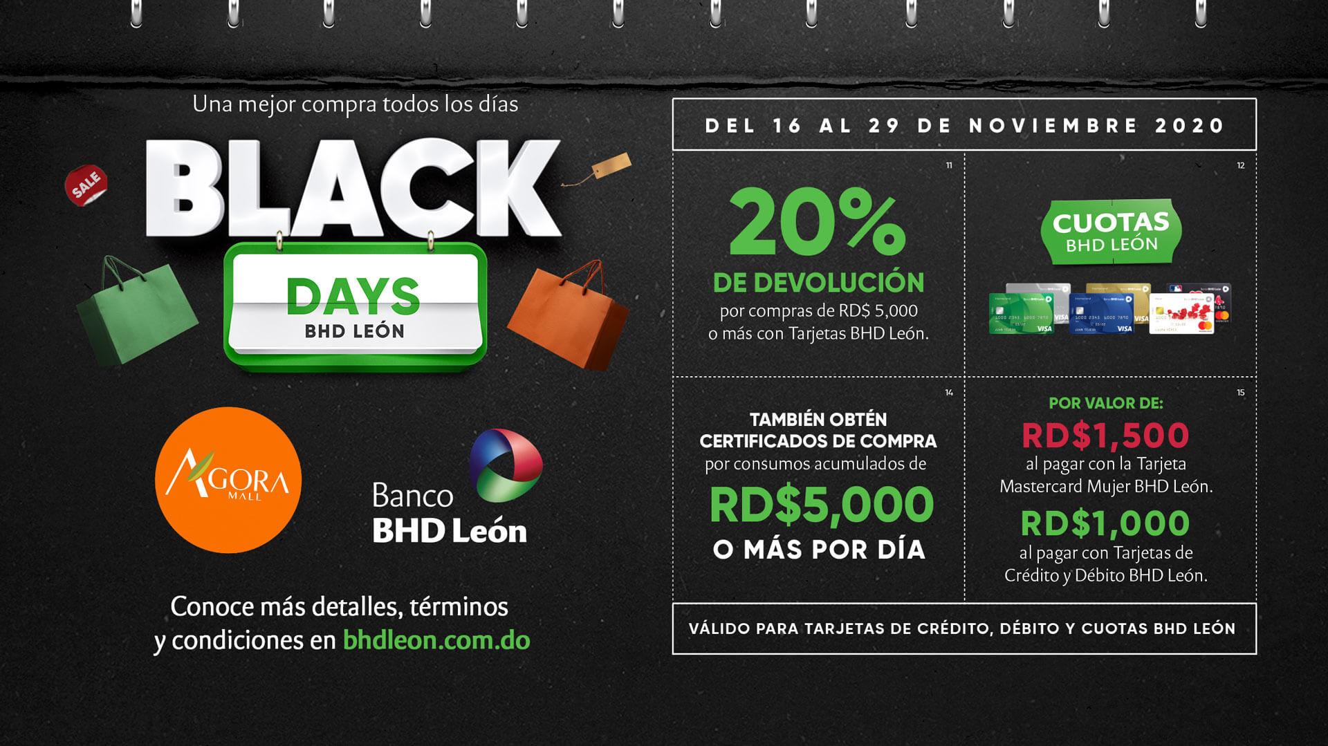BHD - Black days